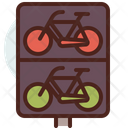 Bicycle Lane Icon