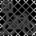 Bicycle Cycle Bike Icon