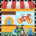 Bicycle Bike Rent Icon