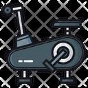 Bicycle Simulator Icon