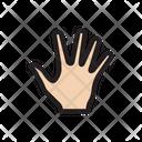 Bid Auction Hand Icon