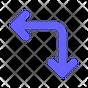 Bidirectional-arrow Icon