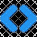 Arrow Bidirectional Arrow Direction Icon