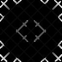Bidirectional Arrow Icon