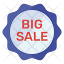 Big Badge Sale Badge Sales Logo Icon