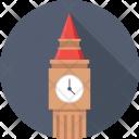 Clock Tower Big Icon