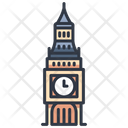 Ibig Ben Big Ben Striking Clock Icon