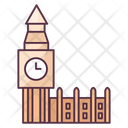 Big Ben Clock Tower London Landmark Icon