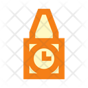 Sights Big Ben Clock Icon