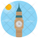 Big Ben Clock Tower London Landmark Icon