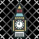 London Watch Big Ben Icon