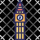 Big Ben London England Icon