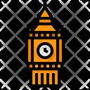 Big Ben England Travel Icon