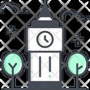Big Ben Clock Tower London Icon