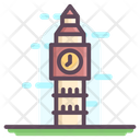 Big Ben Tower Icon