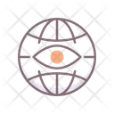 Big Brother Spy Eye Icon