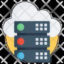 Big Data Data Server Server Rack Icon