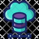 Big Data Data Storage Database Icon
