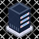 Dataserver Database Datacenter Icon