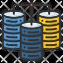 Big Data Server Database Icon