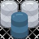 Big Data Storage Large Icon