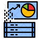 Data Big Data Raw Icon