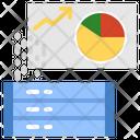 Data Big Data Raw Icon