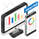Big Data Analytics Icon