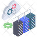 Big Data Server Icon