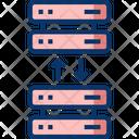 Big Data Transfer Icon