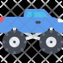 Big Foot Car Icon
