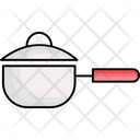 Cookery Cookware Frying Pan Icon