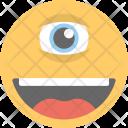 Lol Happy Face Icon