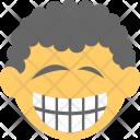 Boy Emoji Lol Icon