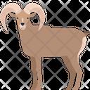 Big Horn Sheep Icon