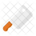 Big Knife Butcher Knife Knife Icon