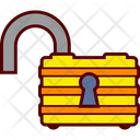 Big Robust Lock Icon