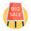 Big Sale Sale Offer Shopping Sale Icon