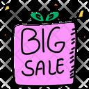 Big Sale New Sale Shopping Sale Icon