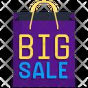 Big Sale Sale Shopping Sale Icon