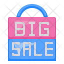 Big Sale Bag Icon