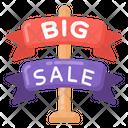 Big Sale Roadboard Icon