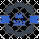 Big Sale Big Sale Icon