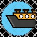 Big Ship Cruise Icon