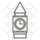 Bigben Watch Tower Icon