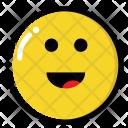 Big Smile Ha Icon