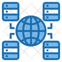 Bigdata Artificial Intelligence Icon