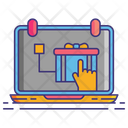 Biggest Online Shopping Day Icon