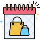Biggest Shopping Day Icon
