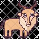 Animal Bighorn Sheep Wild Animal Icon
